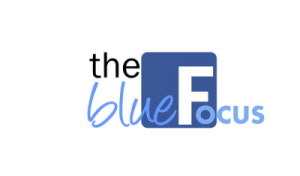 The Blue Focus Logo