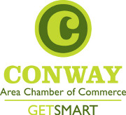 Conway Area Chamber of Commerce Badge