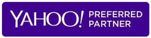 Yahoo Preferred Partner Badge
